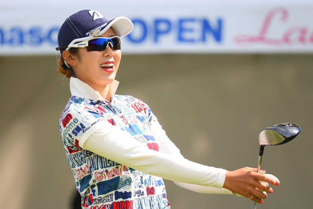 パナソニックオープンレディースゴルフトーナメント 第1日 高木萌衣 <Photo:Atsushi Tomura/Getty Images>