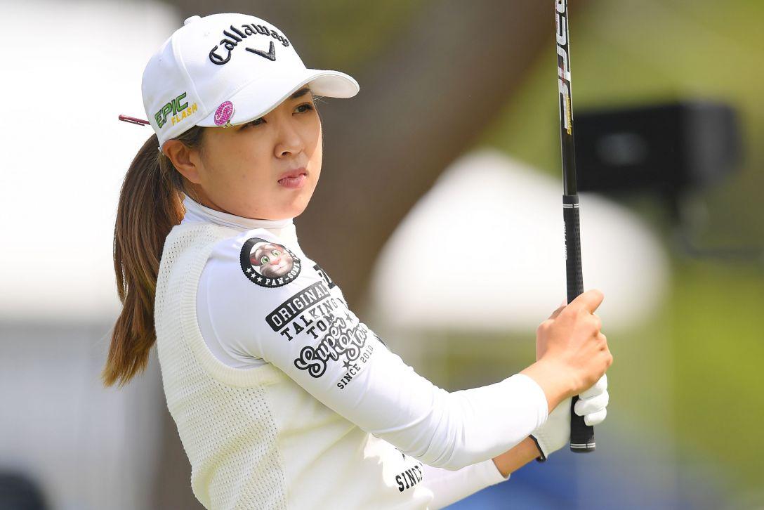 パナソニックオープンレディースゴルフトーナメント 第1日 イソルラ <Photo:Atsushi Tomura/Getty Images>