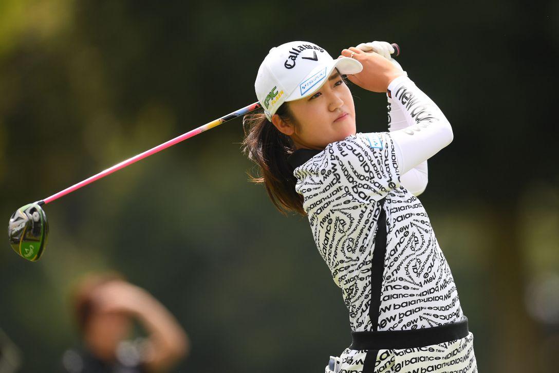 パナソニックオープンレディースゴルフトーナメント 第2日 稲見萌寧 <Photo:Atsushi Tomura/Getty Images>