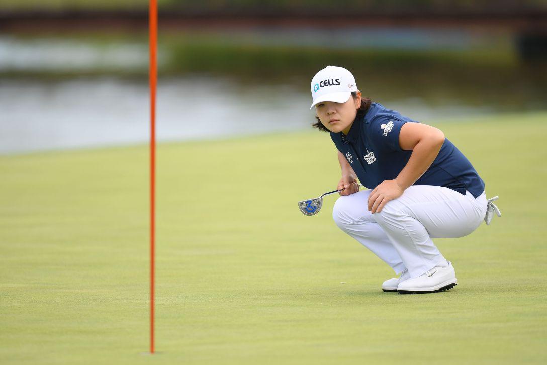 パナソニックオープンレディースゴルフトーナメント 第2日 イミニョン <Photo:Atsushi Tomura/Getty Images>