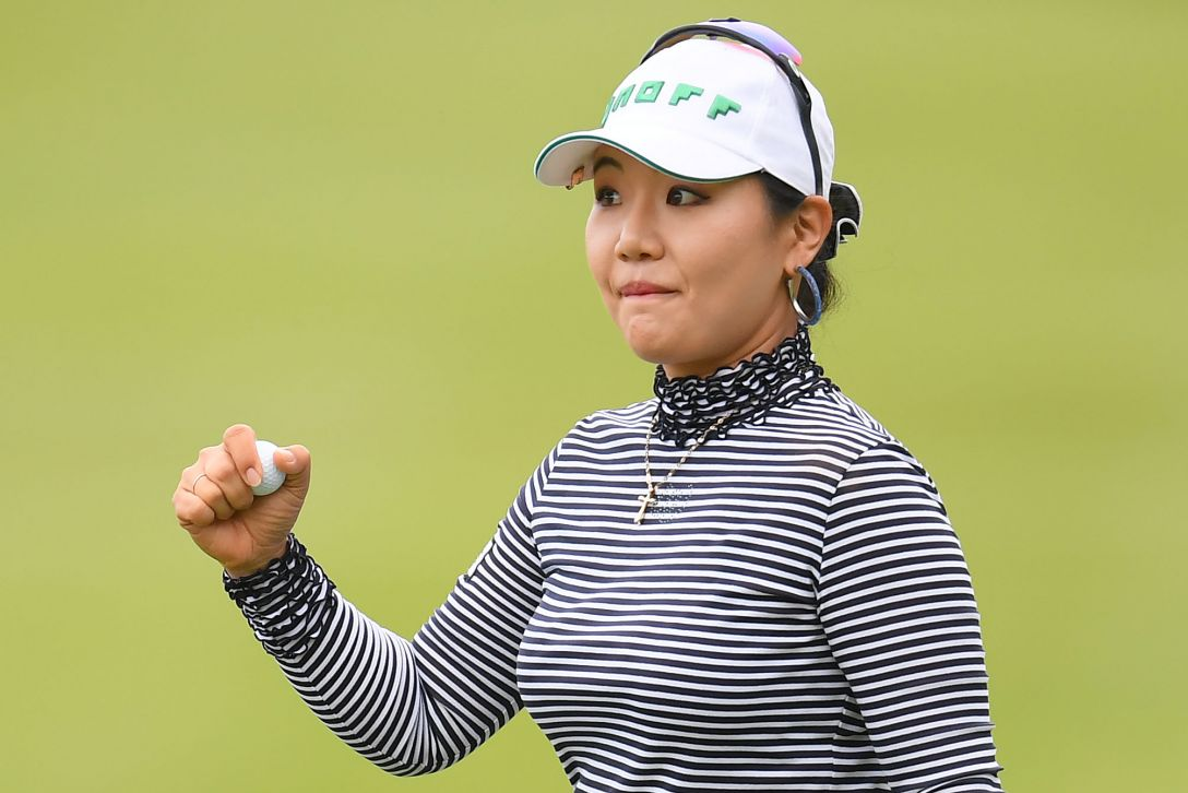 パナソニックオープンレディースゴルフトーナメント 第2日 黄アルム <Photo:Atsushi Tomura/Getty Images>
