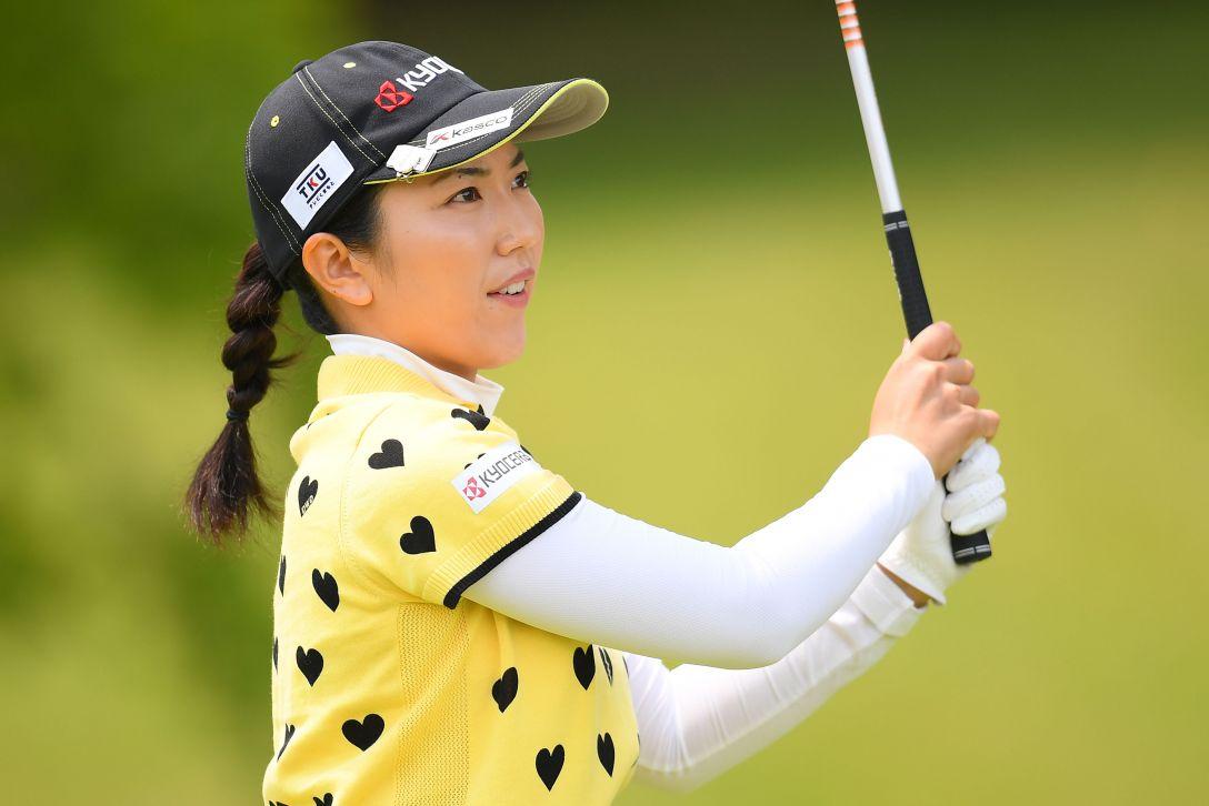 パナソニックオープンレディースゴルフトーナメント 第2日 笠りつ子 <Photo:Atsushi Tomura/Getty Images>