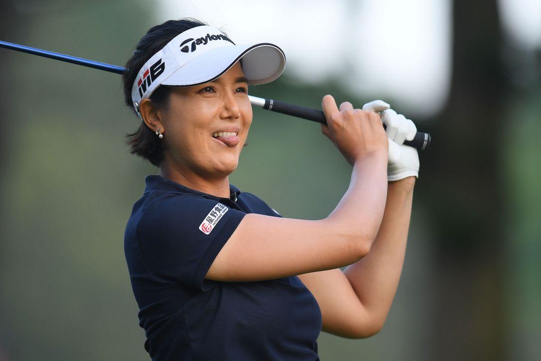 パナソニックオープンレディースゴルフトーナメント 最終日 全美貞 <Photo:Atsushi Tomura/Getty Images>