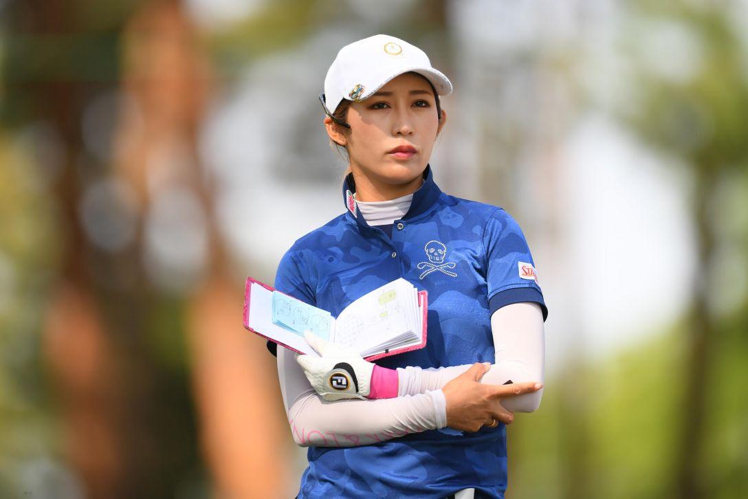 ワールドレディスチャンピオンシップ サロンパスカップ 第1日 金田久美子 <Photo:Masterpress/Getty Images>