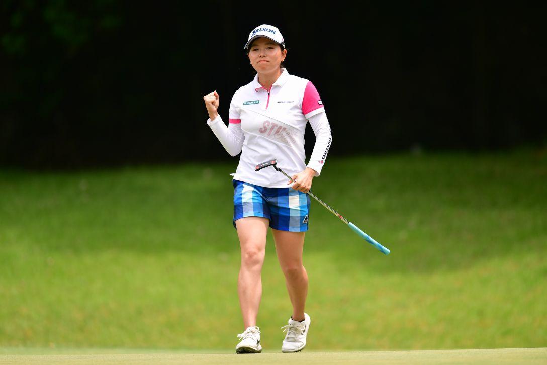 プロ ゴルフ 女子 全米
