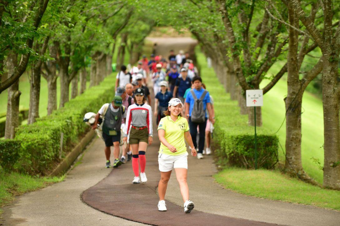 アース・モンダミンカップ 第2日 宮里美香 <Photo:Atsushi Tomura/Getty Images>