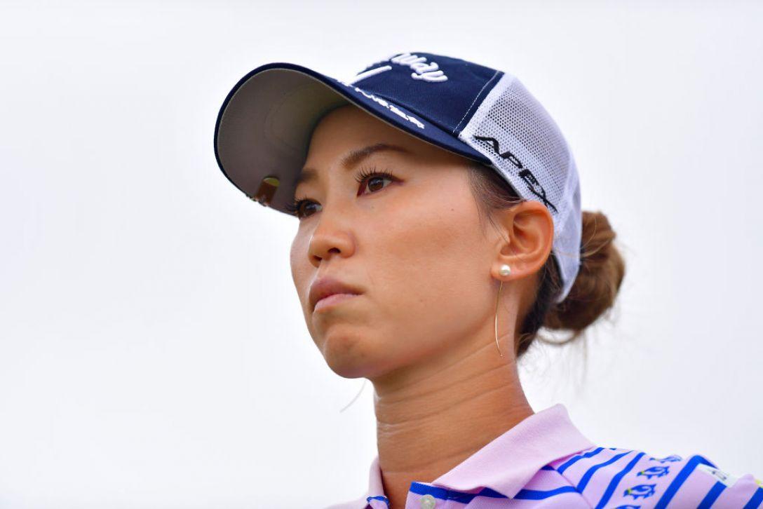 資生堂 アネッサ レディスオープン 第1日 上田桃子