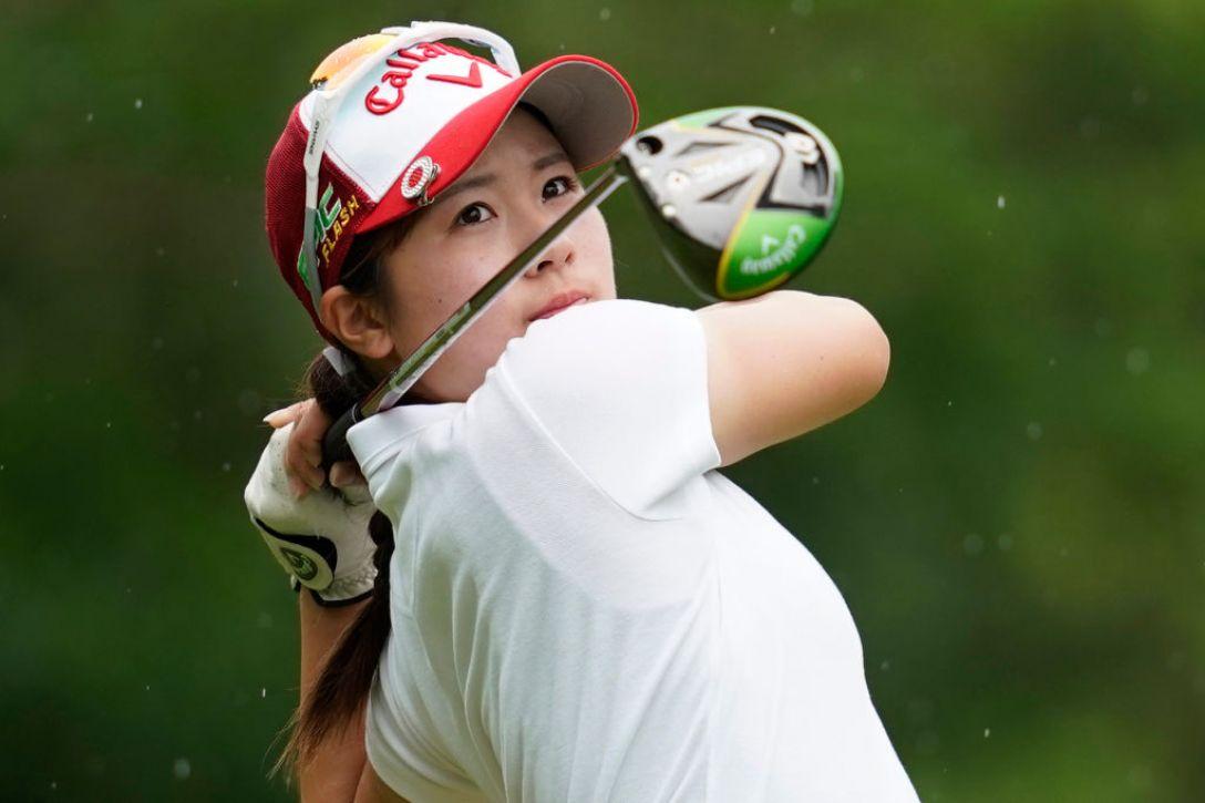 ECCレディス ゴルフトーナメント 最終日 西村優菜 <Photo:Toru Hanai/Getty Images>
