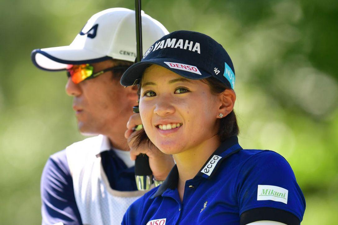 センチュリー21レディスゴルフトーナメント 第1日 永井花奈 <Photo:Atsushi Tomura/Getty Images>