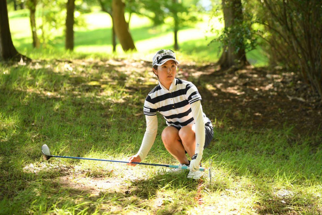 センチュリー21レディスゴルフトーナメント 第1日 小野祐夢 <Photo:Atsushi Tomura/Getty Images>