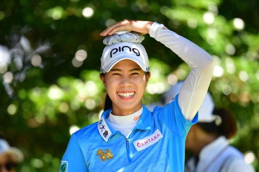 センチュリー21レディスゴルフトーナメント 第1日 S.ランクン <Photo:Atsushi Tomura/Getty Images>