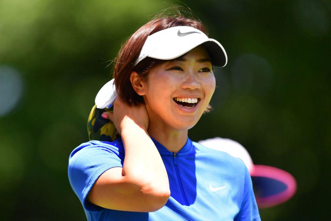 センチュリー21レディスゴルフトーナメント 第2日 葭葉ルミ <Photo:Atsushi Tomura/Getty Images>
