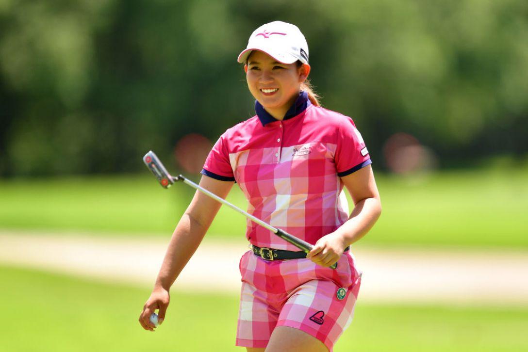 センチュリー21レディスゴルフトーナメント 最終日 吉本ひかる <Photo:Atsushi Tomura/Getty Images>