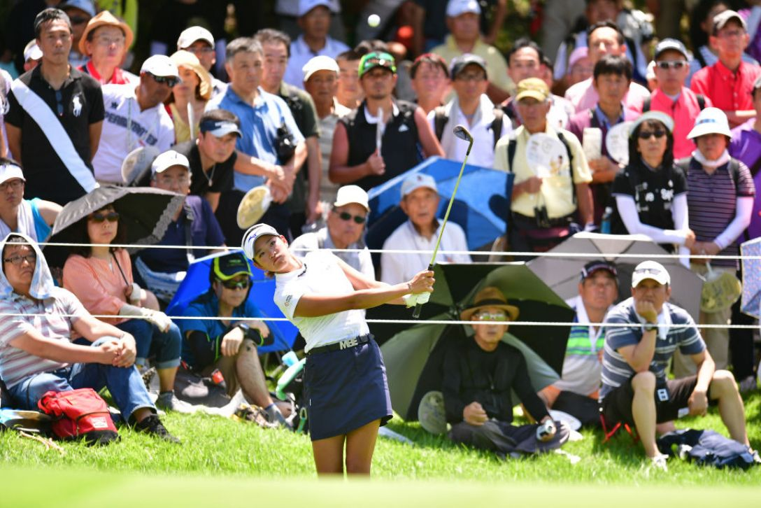 センチュリー21レディスゴルフトーナメント 最終日 原英莉花 <Photo:Atsushi Tomura/Getty Images>