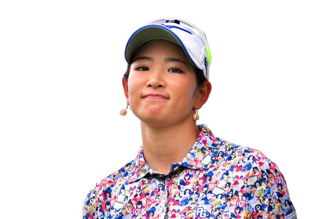 NEC軽井沢72ゴルフトーナメント 第1日 原英莉花 <Photo:Atsushi tomura/Getty Images>