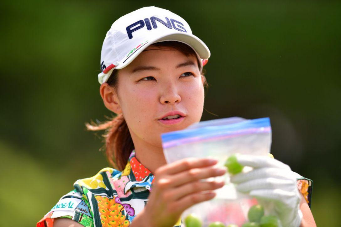 NEC軽井沢72ゴルフトーナメント 最終日 渋野日向子 <Photo:Atsushi Tomura/Getty Images>