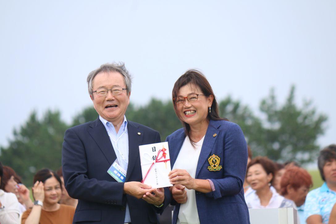 シブヤカップ 最終日 松澤知加子