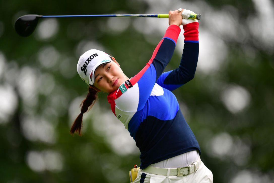 ニトリレディスゴルフトーナメント 第1日 小祝さくら<Photo:Atsushi tomura/Getty Images>