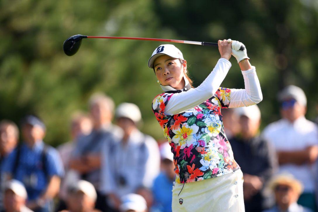 ニトリレディスゴルフトーナメント 第3日 西山ゆかり <Photo:Atsushi Tomura/Getty Images>