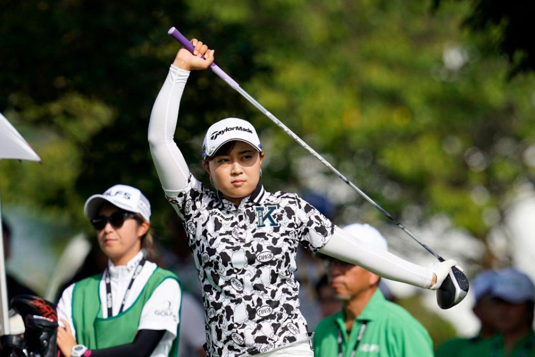 ゴルフ5レディス プロゴルフトーナメント 第1日 小貫麗<Photo:Toru Hanai/Getty Images>