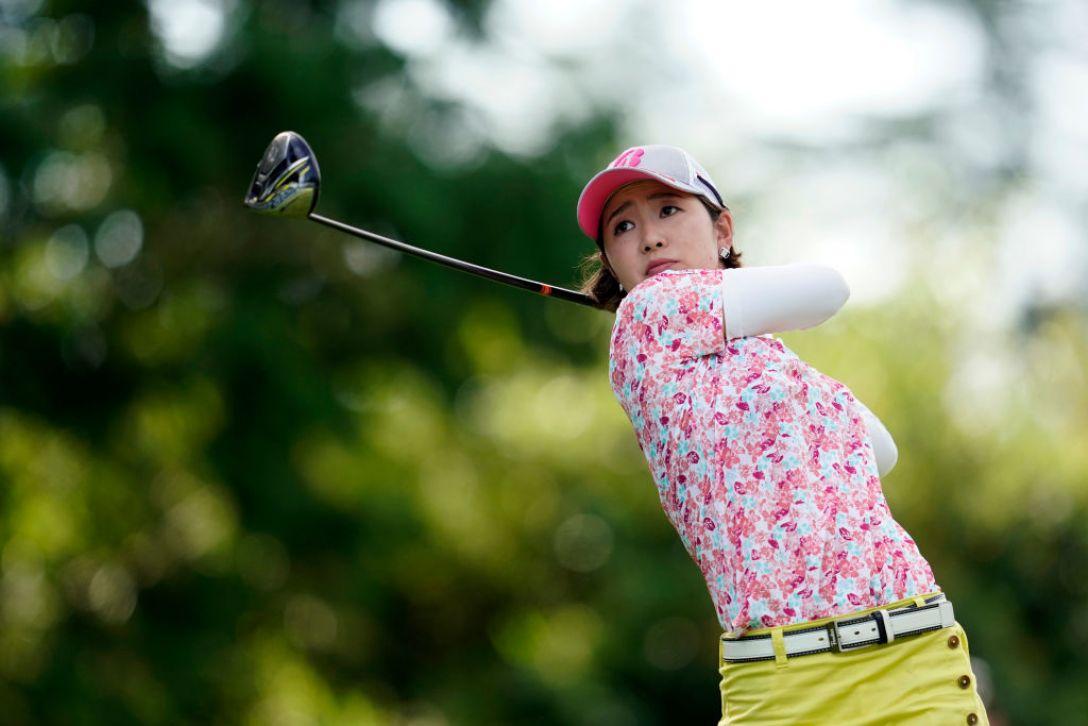 ゴルフ5レディス プロゴルフトーナメント 第2日 蛭田みな美 <Photo:Toru Hanai/Getty Images>