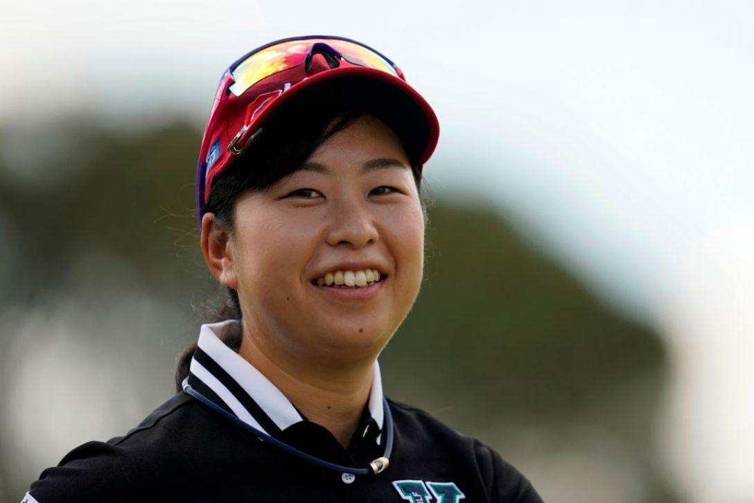 ゴルフ5レディス プロゴルフトーナメント 第2日 武尾咲希 <Photo:Toru Hanai/Getty Images>