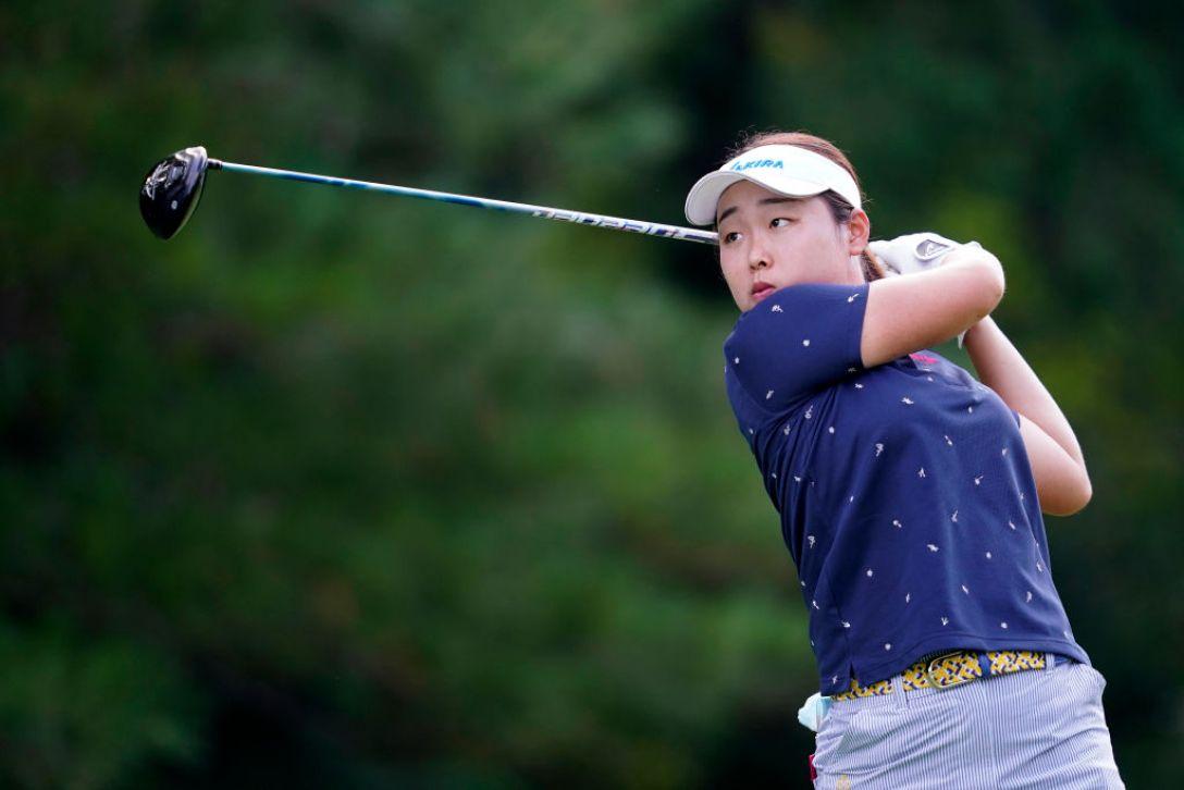 ゴルフ5レディス プロゴルフトーナメント 第2日 小滝水音 <Photo:Toru Hanai/Getty Images>