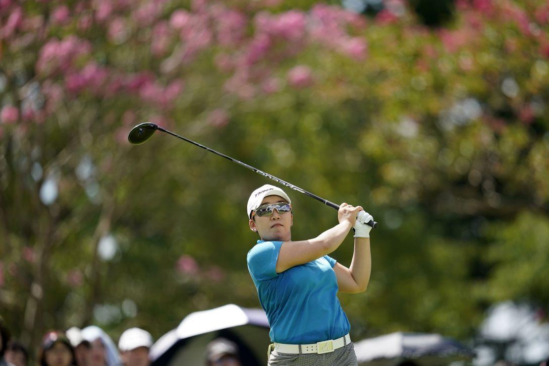 ゴルフ5レディス プロゴルフトーナメント 最終日 申ジエ <Photo:Toru Hanai/Getty Images>