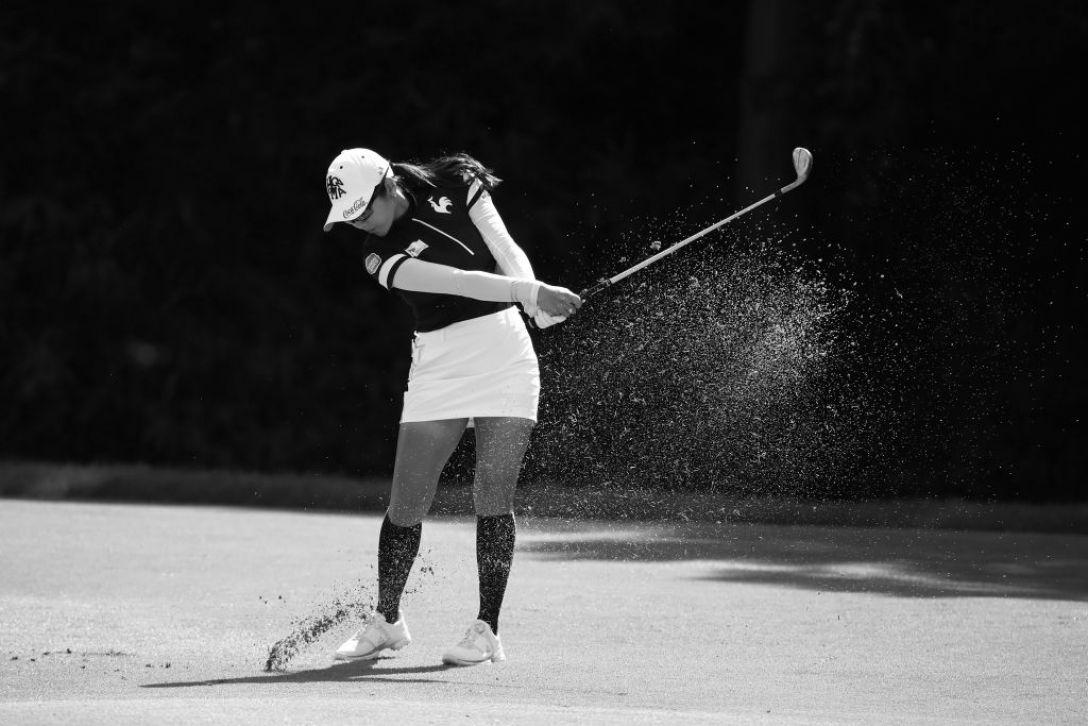第52回日本女子プロゴルフ選手権大会コニカミノルタ杯 第1日 イボミ <Photo:Chung Sung-Jun/Getty Images>