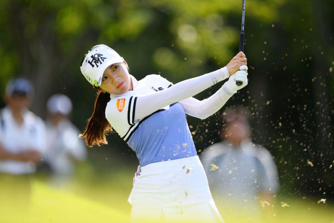 第52回日本女子プロゴルフ選手権大会コニカミノルタ杯 第2日 イボミ <Photo:Atsushi Tomura/Getty Images>