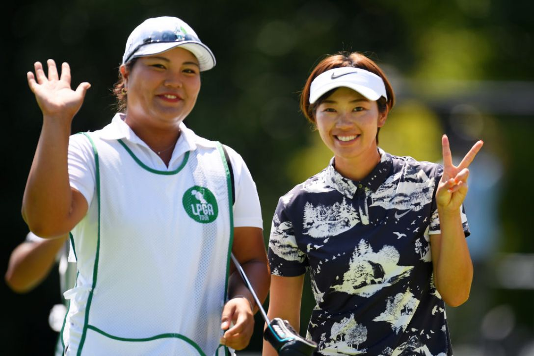 第52回日本女子プロゴルフ選手権大会コニカミノルタ杯 第3日 葭葉ルミ <Photo:Atsushi Tomura/Getty Images>