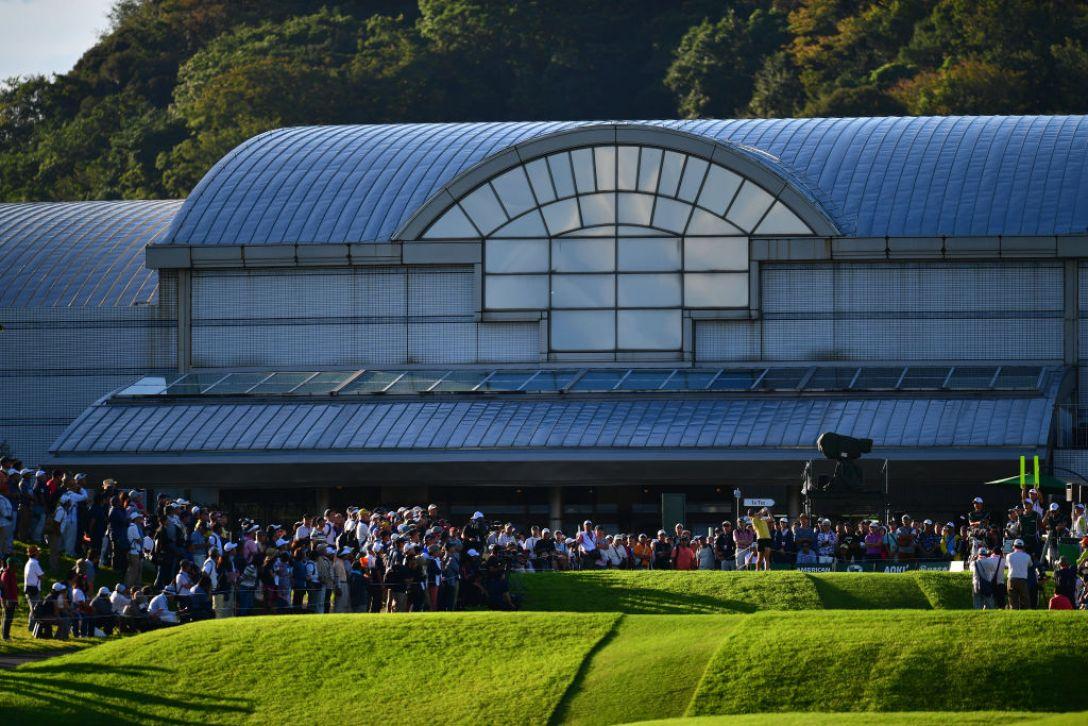 日本女子オープンゴルフ選手権 第2日 テレサ・ルー <Photo:Atsushi Tomura/Getty Images>