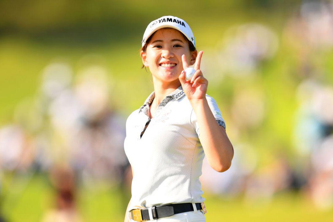 日本女子オープンゴルフ選手権 第3日 永井花奈 <Photo:Atsushi Tomura/Getty Images>