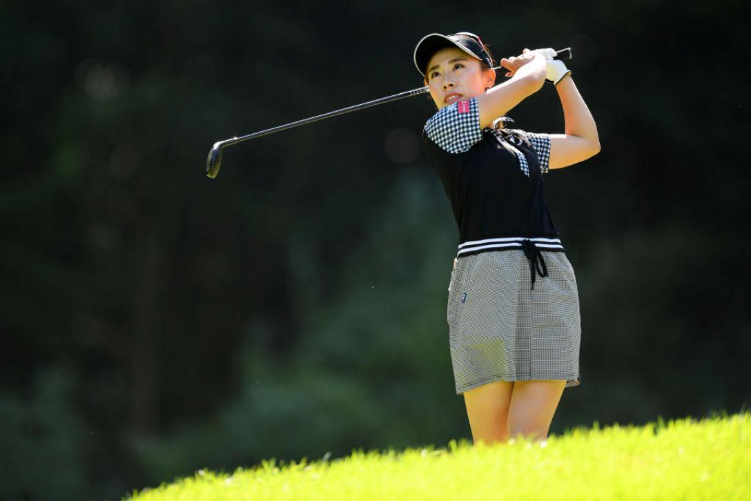 日本女子オープンゴルフ選手権 第3日 木村彩子<Photo:Atsushi tomura/Getty Images>