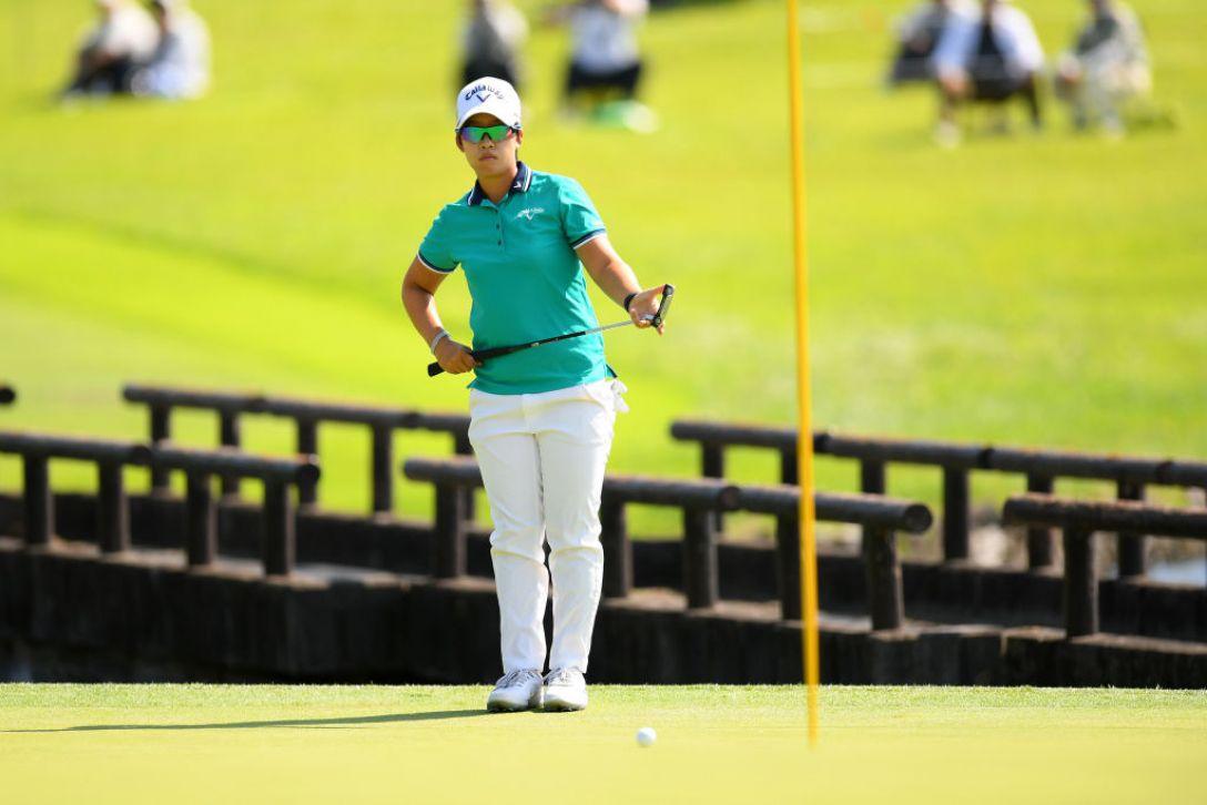 日本女子オープンゴルフ選手権 第3日 ペヒギョン <Photo:Atsushi Tomura/Getty Images>
