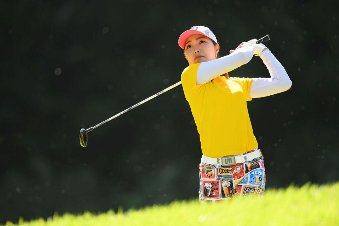 日本女子オープンゴルフ選手権 第3日 高橋彩華<Photo:Atsushi tomura/Getty Images>