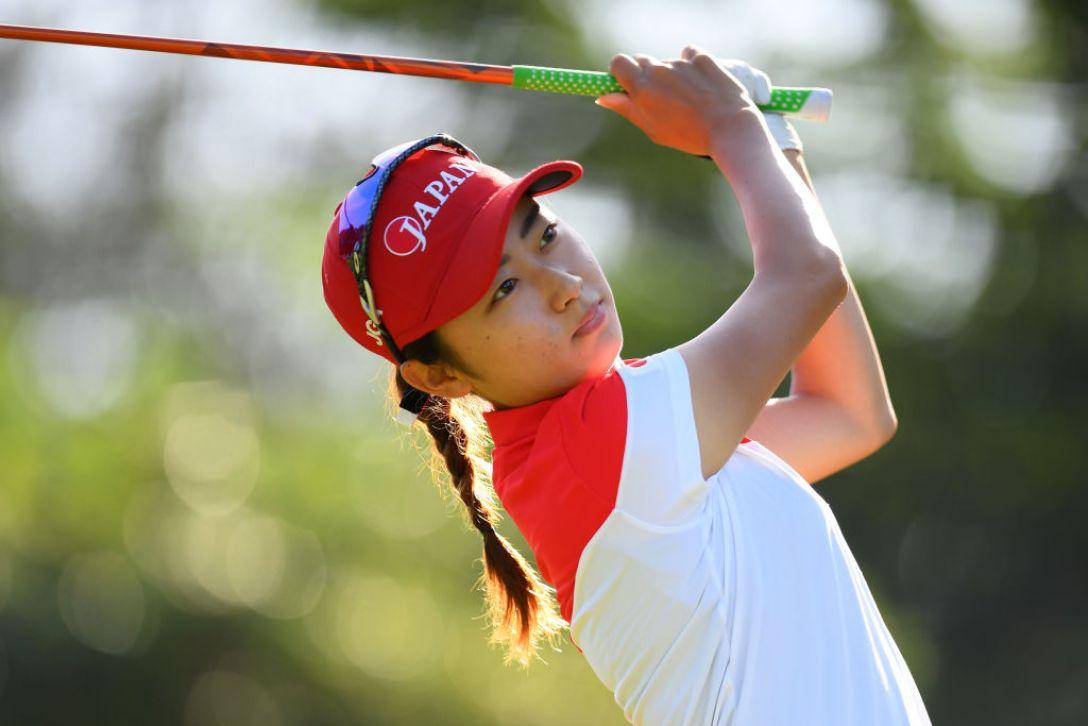 日本女子オープンゴルフ選手権 第3日 安田祐香<Photo:Atsushi tomura/Getty Images>