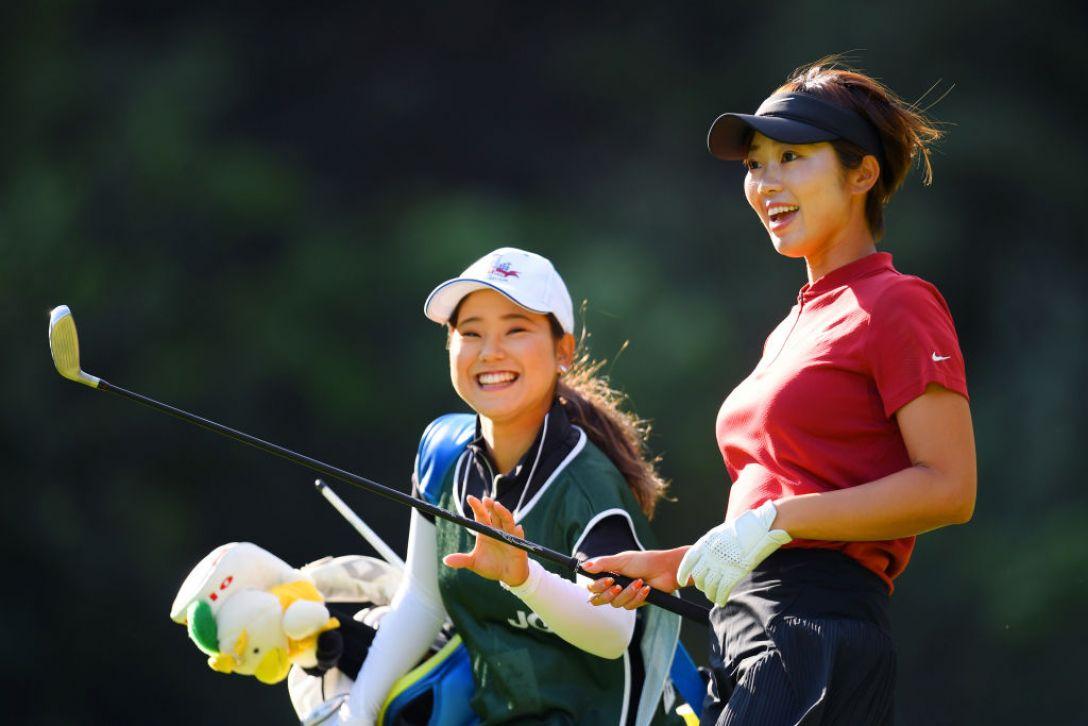 日本女子オープンゴルフ選手権 最終日 葭葉ルミ<Photo:Atsushi tomura/Getty Images>