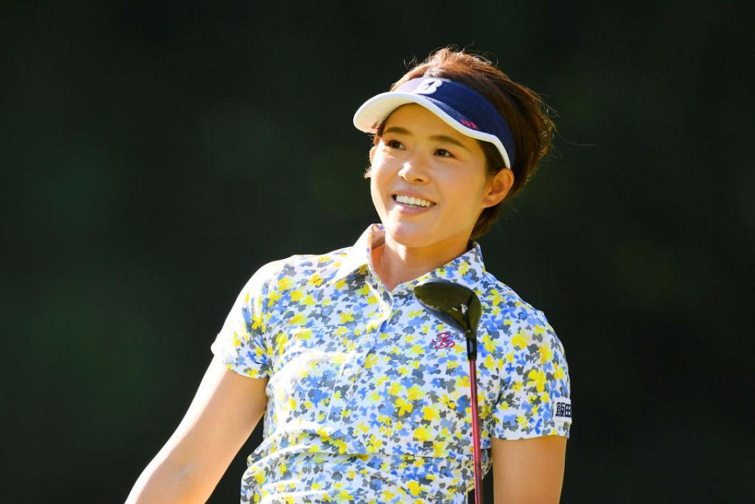 日本女子オープンゴルフ選手権 最終日 小川陽子<Photo:Atsushi tomura/Getty Images>