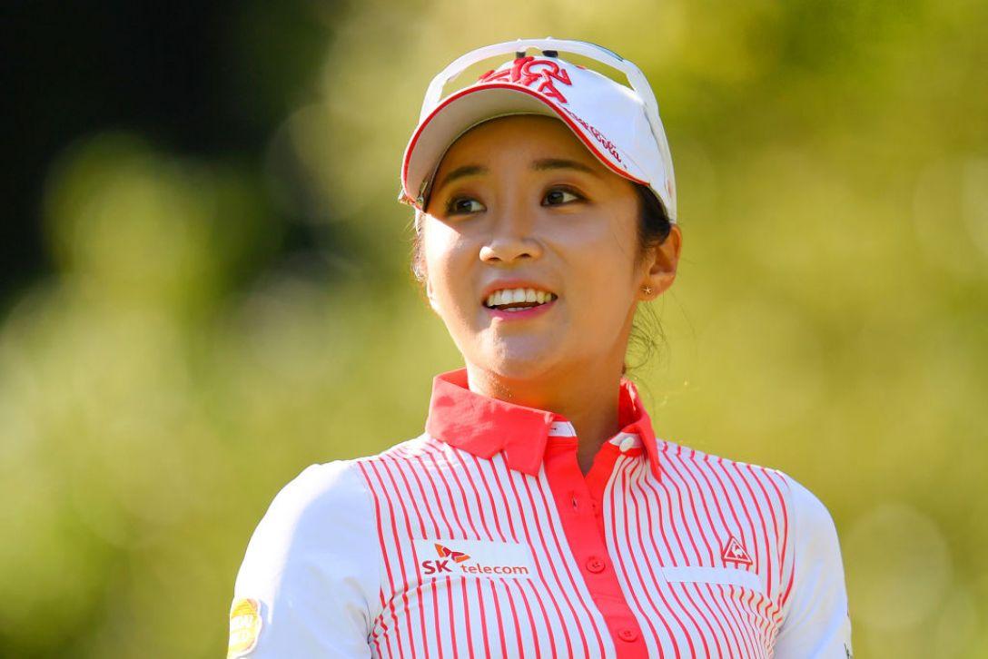 日本女子オープンゴルフ選手権 最終日 イボミ<Photo:Atsushi tomura/Getty Images>