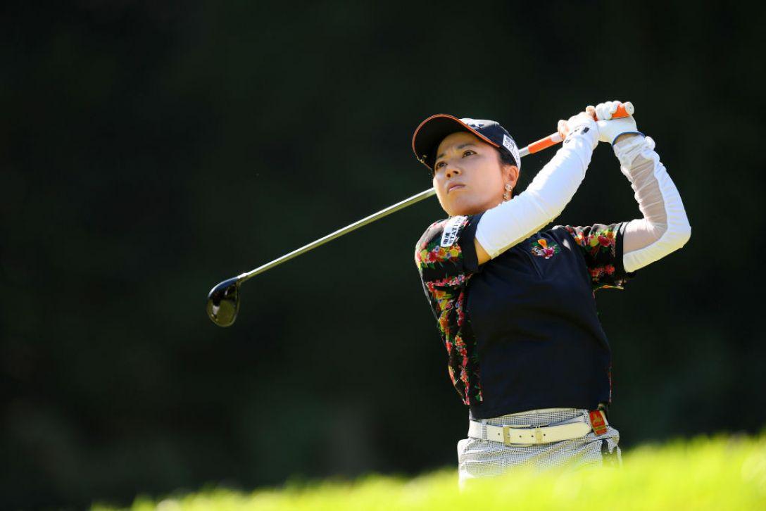 日本女子オープンゴルフ選手権 最終日 下川めぐみ<Photo:Atsushi tomura/Getty Images>