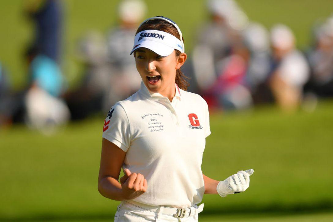 日本女子オープンゴルフ選手権 最終日 脇元華<Photo:Atsushi tomura/Getty Images>
