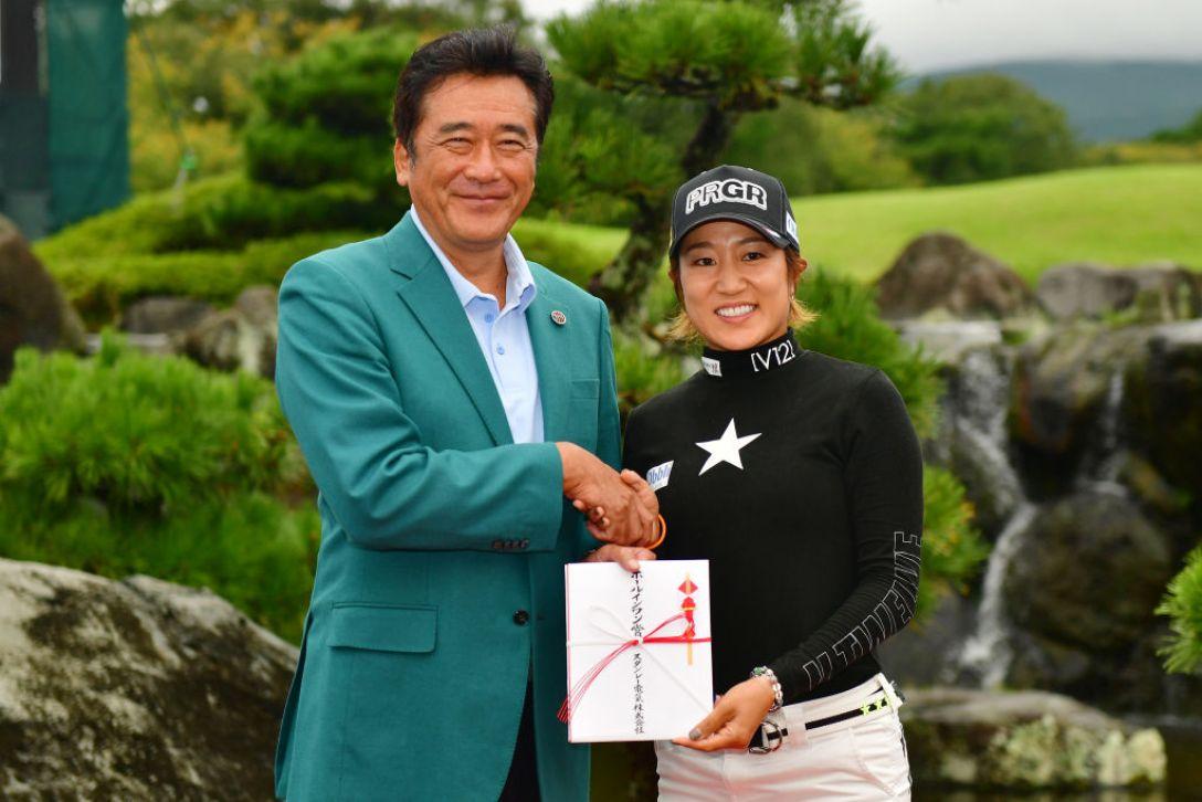 スタンレーレディスゴルフトーナメント 第1日 藤本麻子 <Photo:Atsushi Tomura/Getty Images>