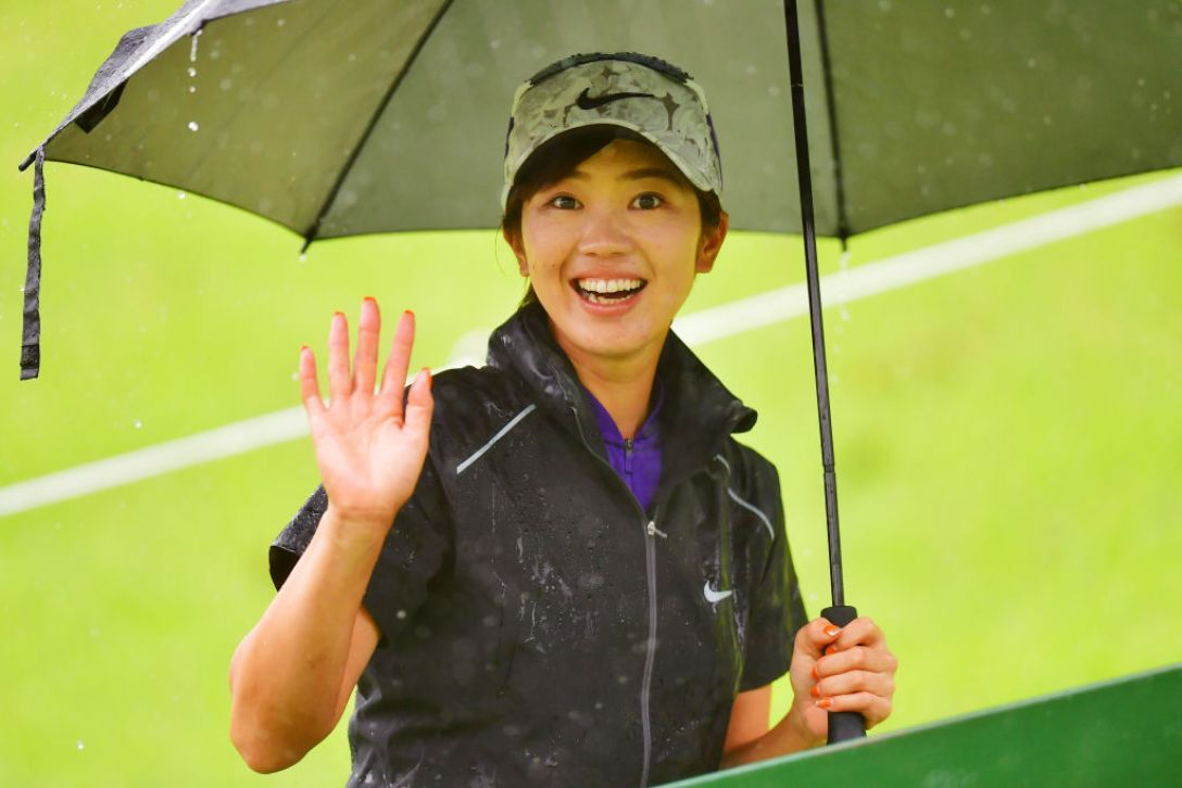 スタンレーレディスゴルフトーナメント 第1日 葭葉ルミ <Photo:Atsushi Tomura/Getty Images>