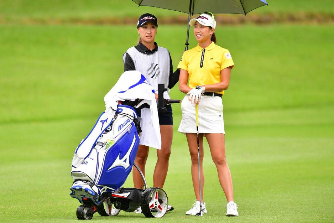 スタンレーレディスゴルフトーナメント 第1日 木戸愛 <Photo:Atsushi Tomura/Getty Images>