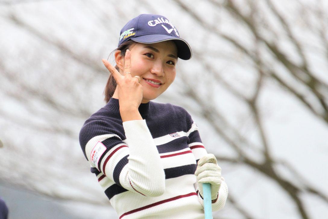 日台交流うどん県レディースゴルフトーナメント 第2日 井上りこ
