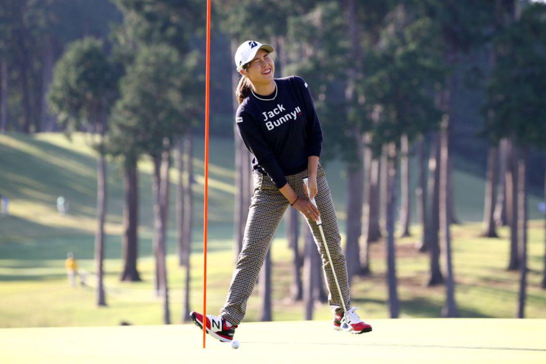 樋口久子 三菱電機レディスゴルフトーナメント 第1日 大里桃子 <Photo:Chung Sung-Jun/Getty Images>