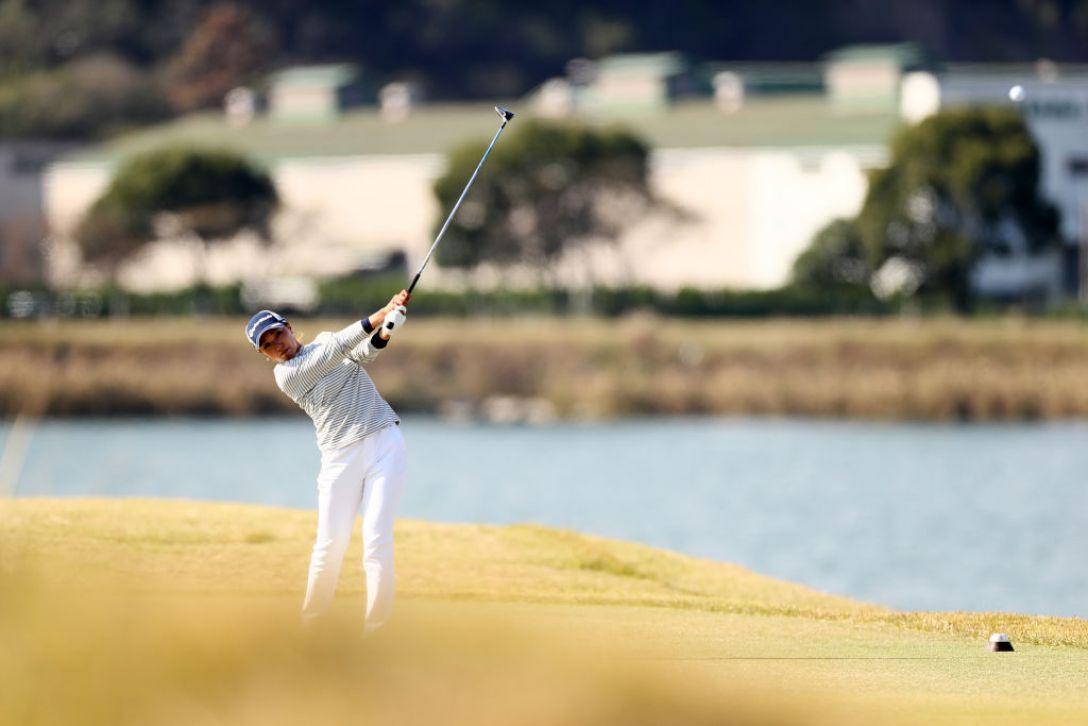 2019年度LPGA 最終プロテスト 最終日 宮田成華<Photo:Ken Ishii/Getty Images>