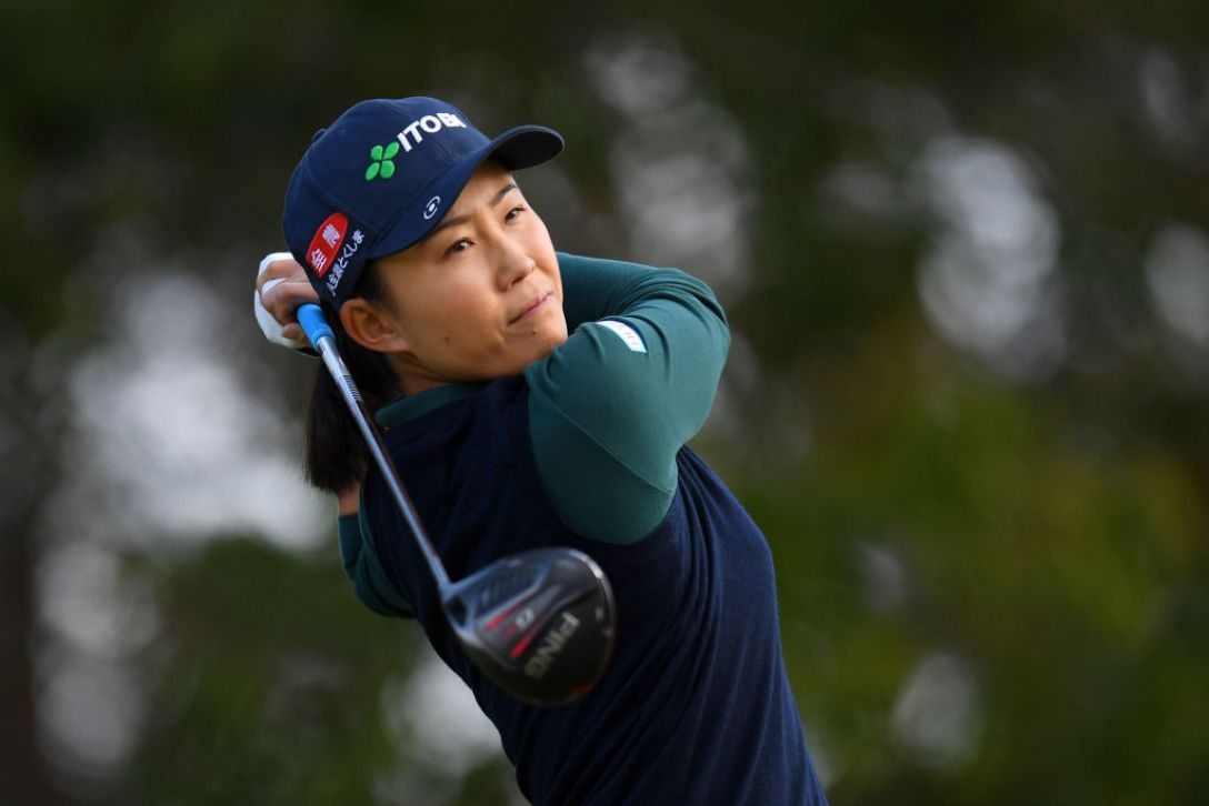 伊藤園レディスゴルフトーナメント 前田陽子 <Photo:Atsushi Tomura/Getty Images>