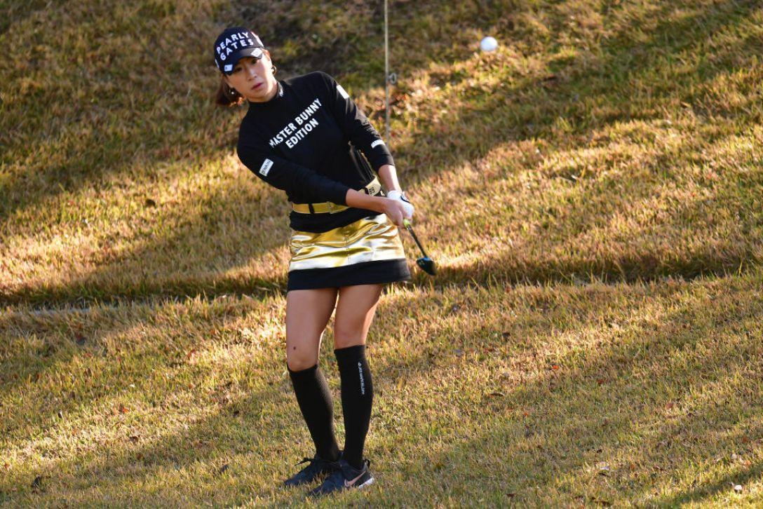 伊藤園レディスゴルフトーナメント 最終日 木戸愛 <Photo:Atsushi Tomura/Getty Images>